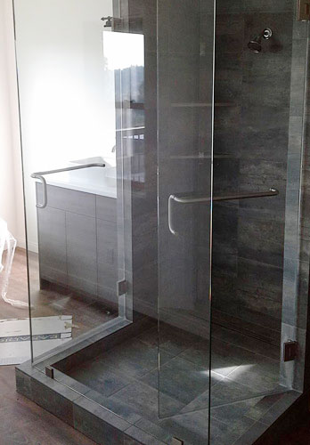Plain Shower Enclosures San Diego O And Ideas
